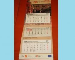 EXCEPT project calendar